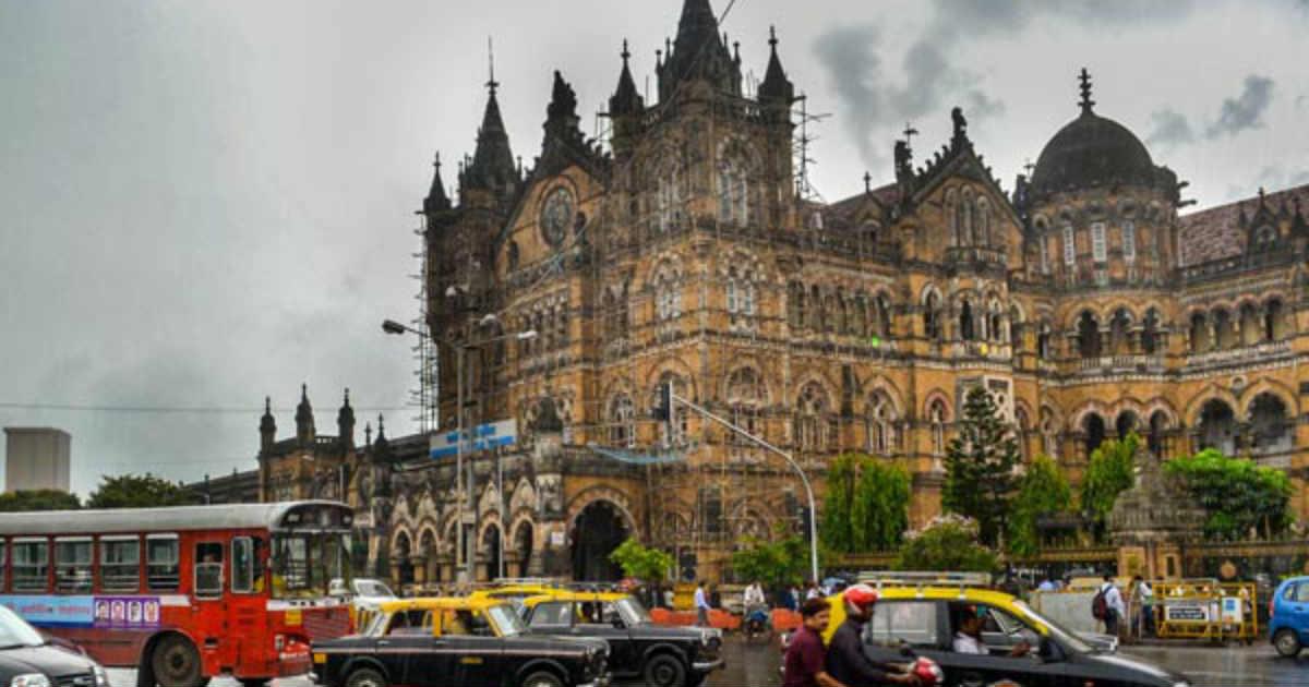 Cyclone Vayu: rain in mumbai