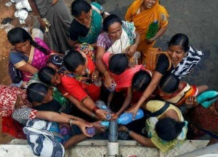 Water crisis in Chennai
