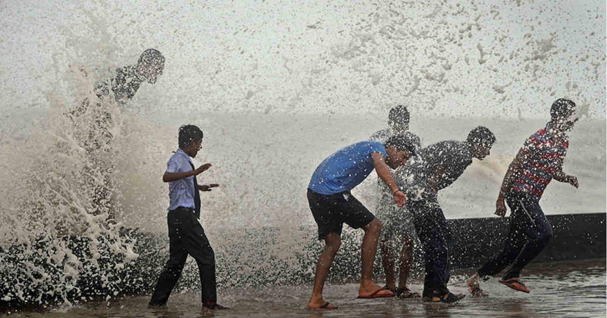 Monsoon in Delhi