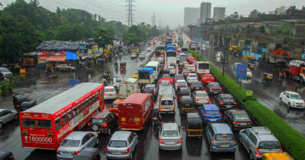 Record Rains in Mumbai
