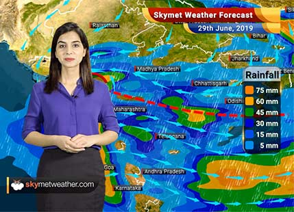 Weather Forecast for June 29: Heavy rains in Mumbai, Surat, Goa, dry weather in North India