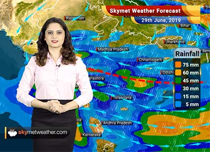 Weather Forecast for June 28: Heavy rains in Konkan and Goa including Mumbai