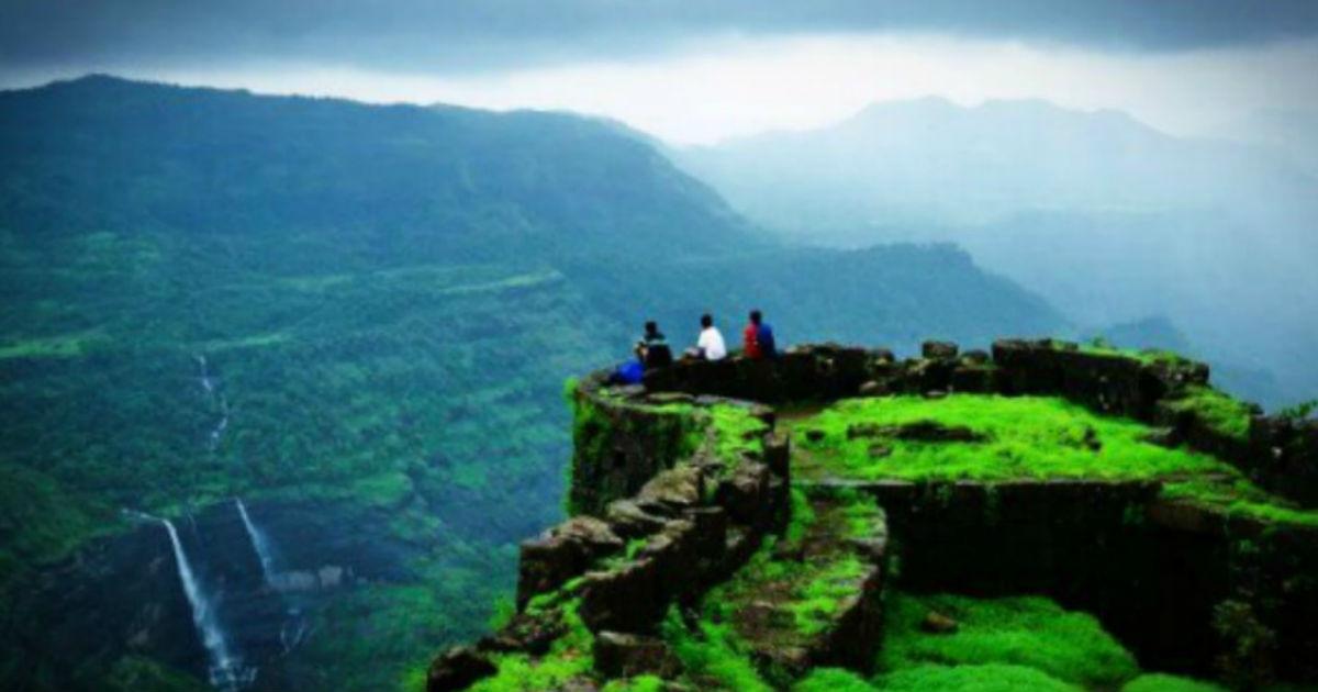 Rain in Mahabaleshwar