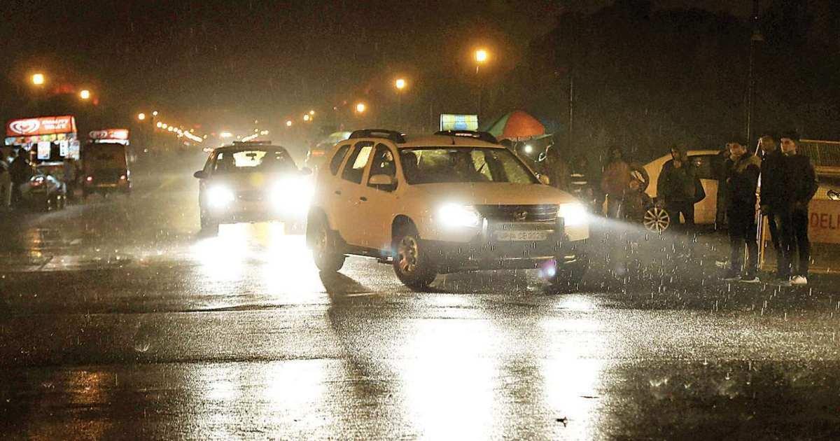 rain in Delhi-NCR