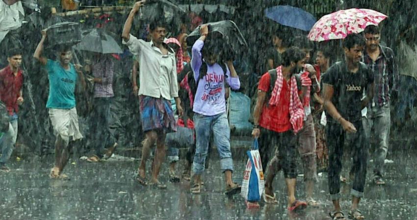 Monsoon in Odisha