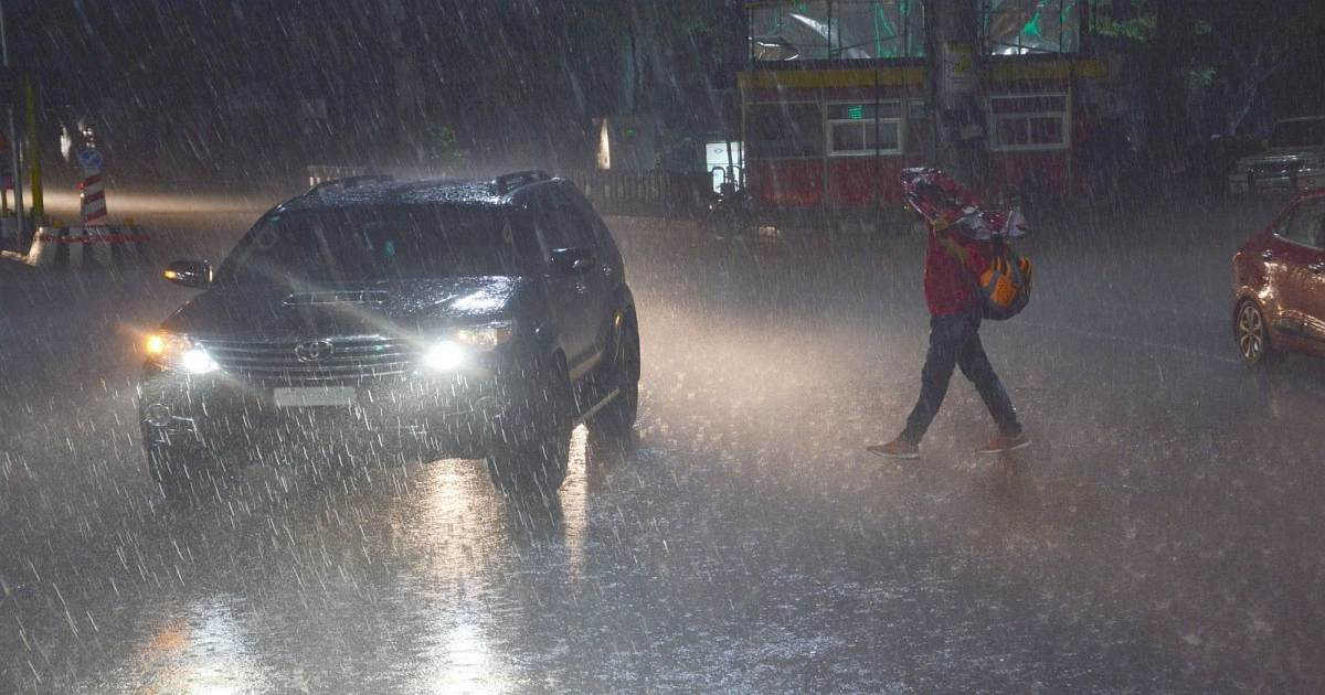 rains in Uttar Pradesh