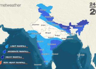 Monsoon Forecast July 14