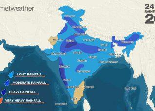 Monsoon 2019: Southwest Monsoon forecast for August 1