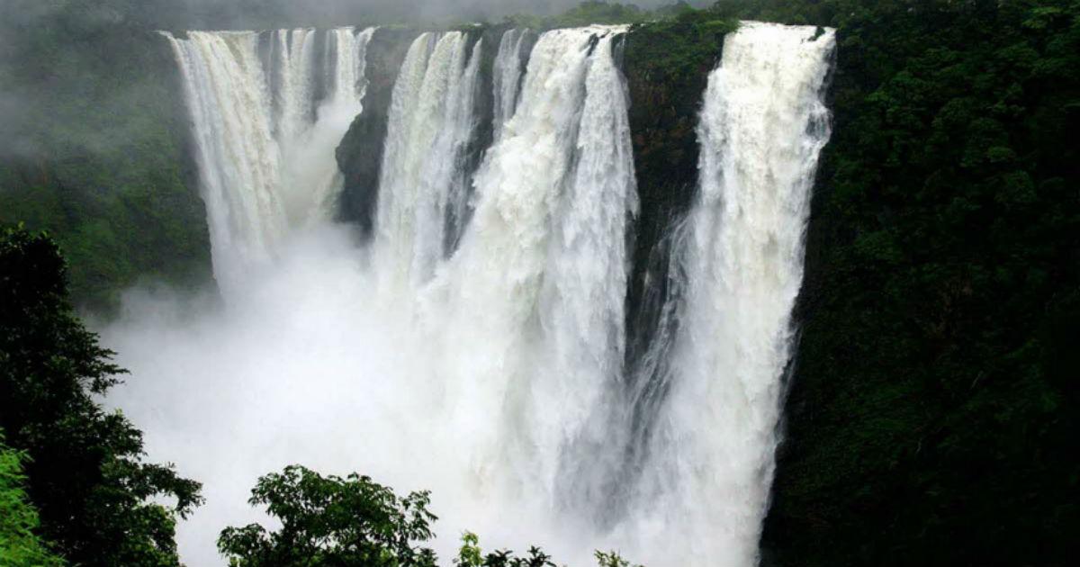 Cherrapunji Rains