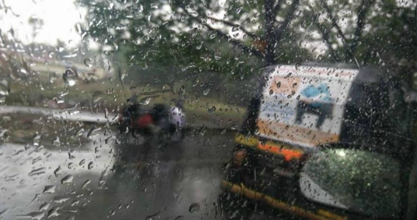 Monsoon Rain in Lucknow
