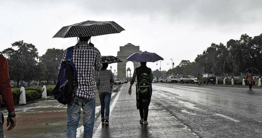 Spike in Monsoon Deficiency