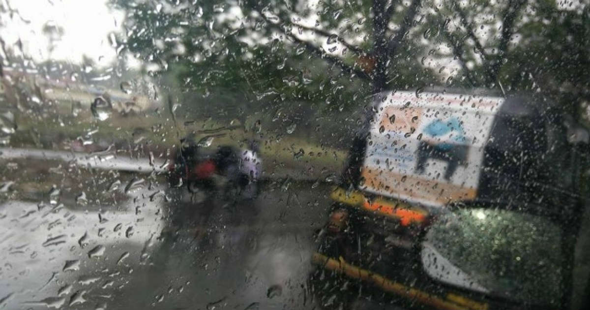 Monsoon Rain in Lucknow