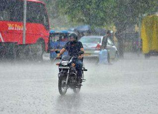 Torrential Rains in Rajasthan