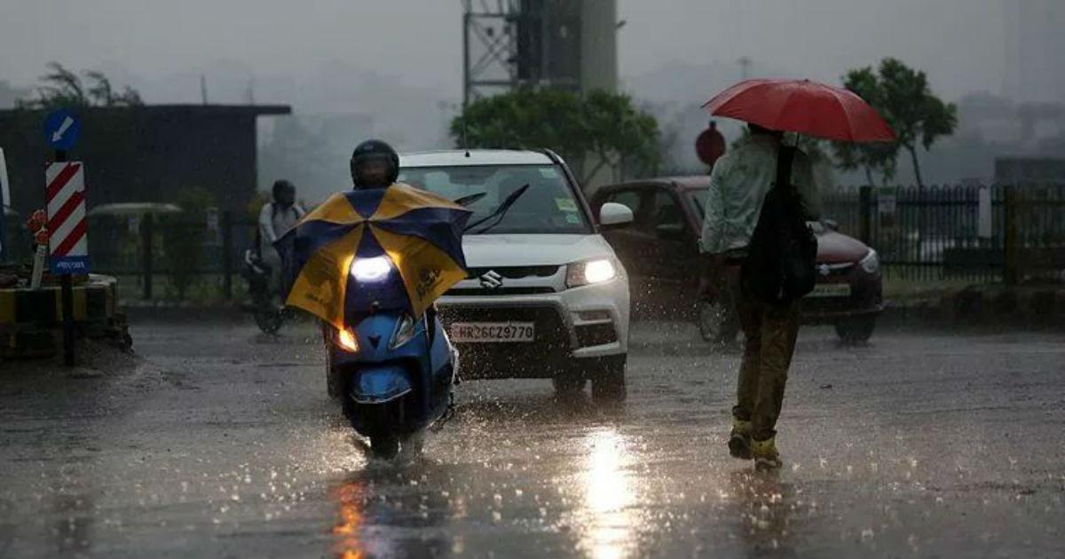 Delhi Monsoon Rain in 2019--Millennium Post 1200
