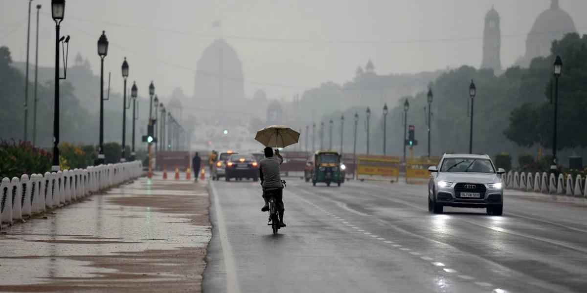 Delhi rains forecast