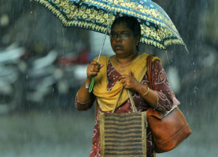 Rain and Floods in Northeast India