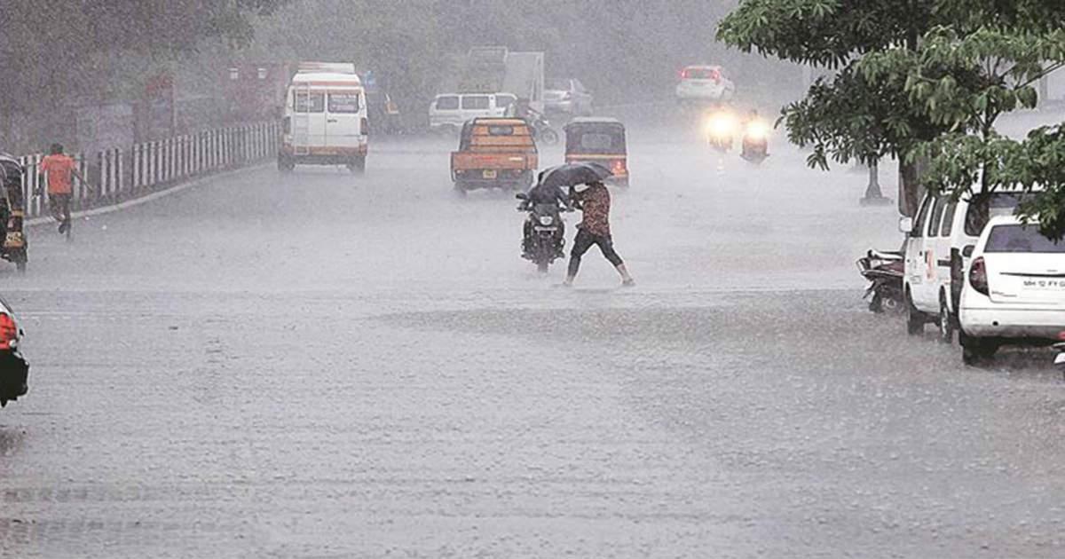 Monsoon Rains in Odisha