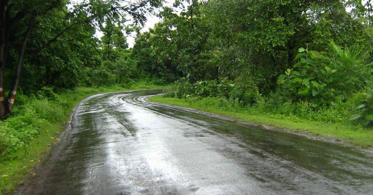 Monsoon Rain in Jharkhand
