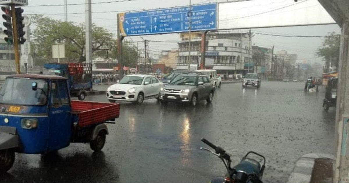 Monsoon Rain in Madhya Pradesh