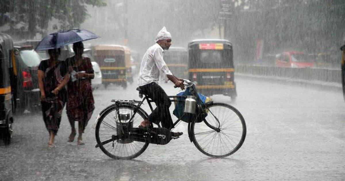 Monsoon Rains in Maharashtra