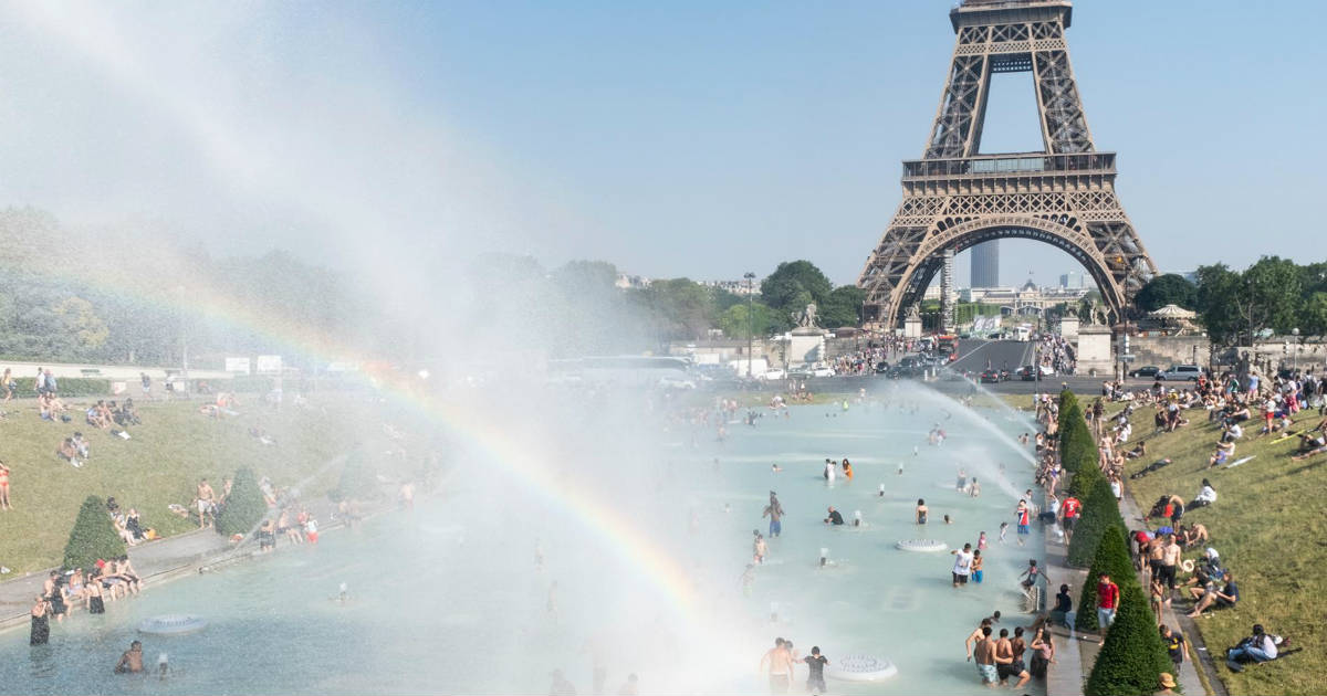 Climate Change and heat wave in Europe