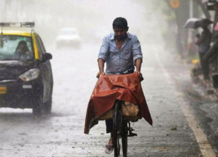 Heavy Monsoon Rains in Uttar Pradesh