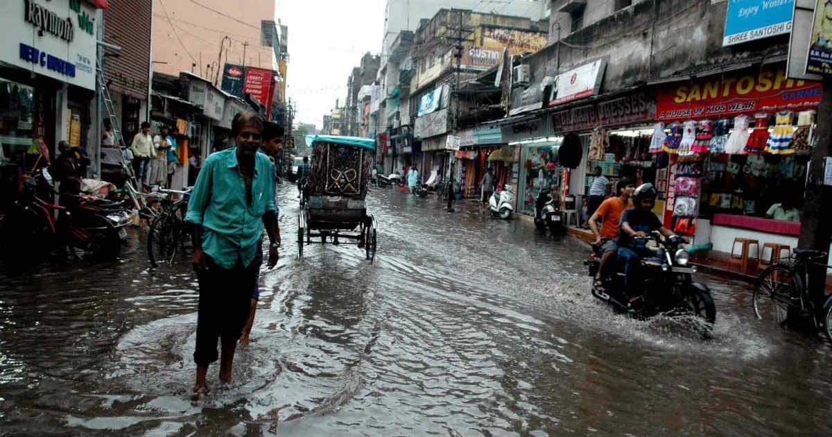 Monsoon Rains in Bihar and Jharkhand