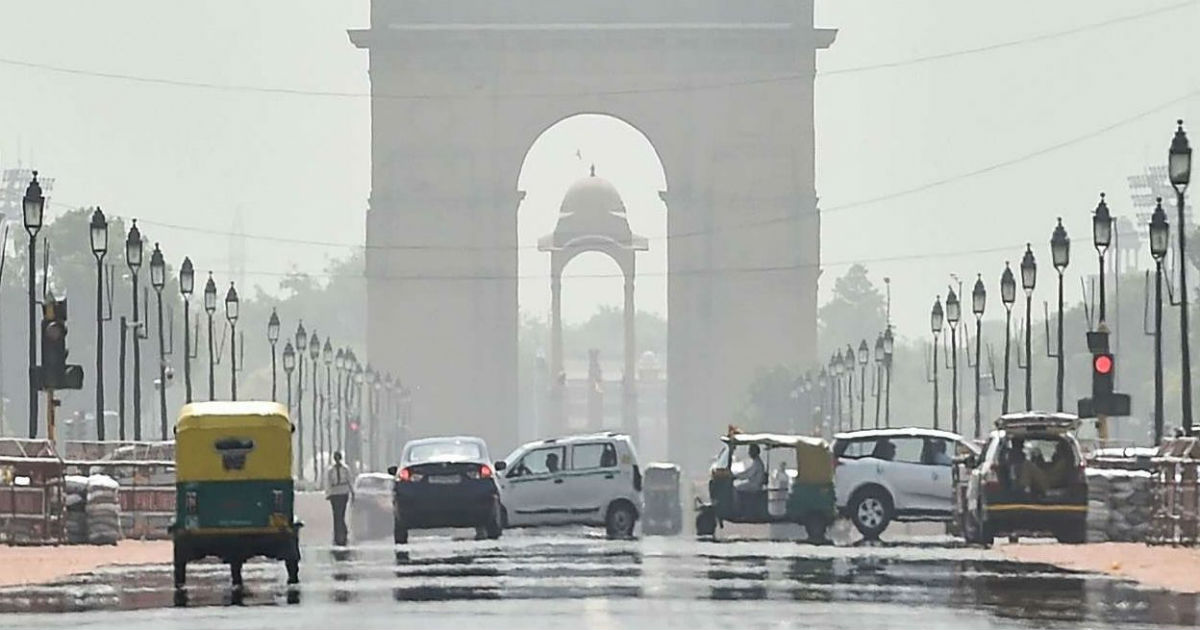 Weather of Delhi