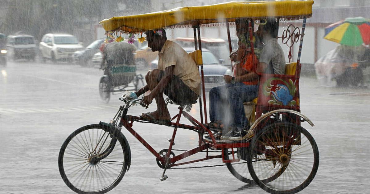Monsoon Rains in Rajasthan