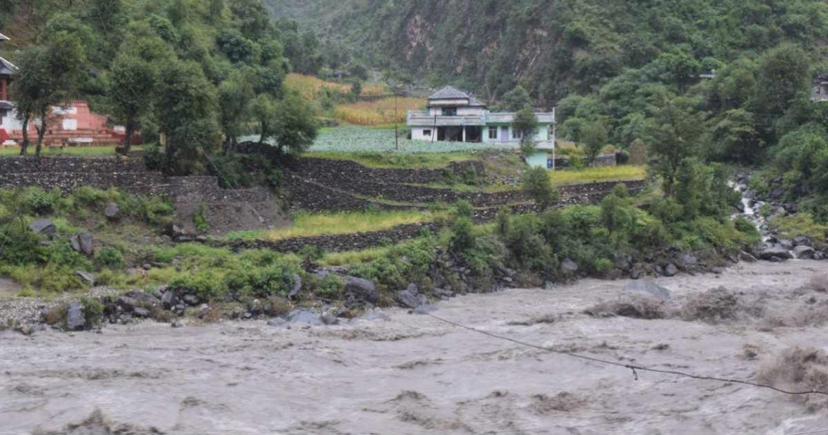 Flood alert in Himachal Pradesh and Uttarakhand