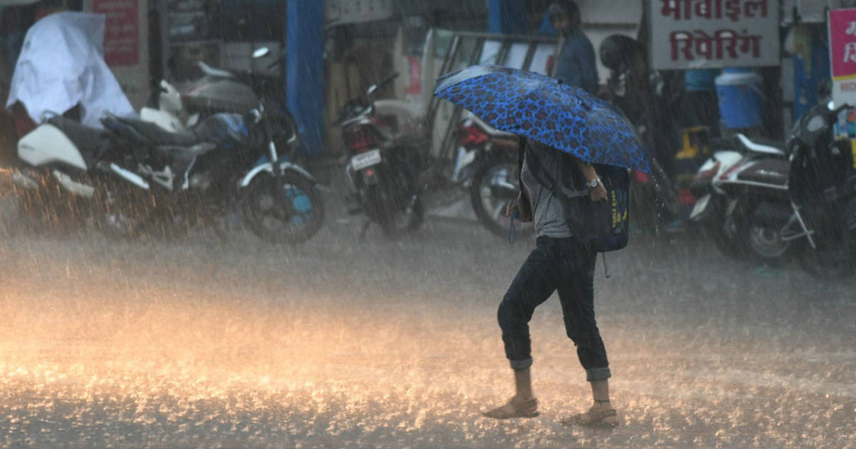 Monsoon Rains in Madhya Pradesh
