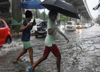 Monsoon Rains in Gujarat