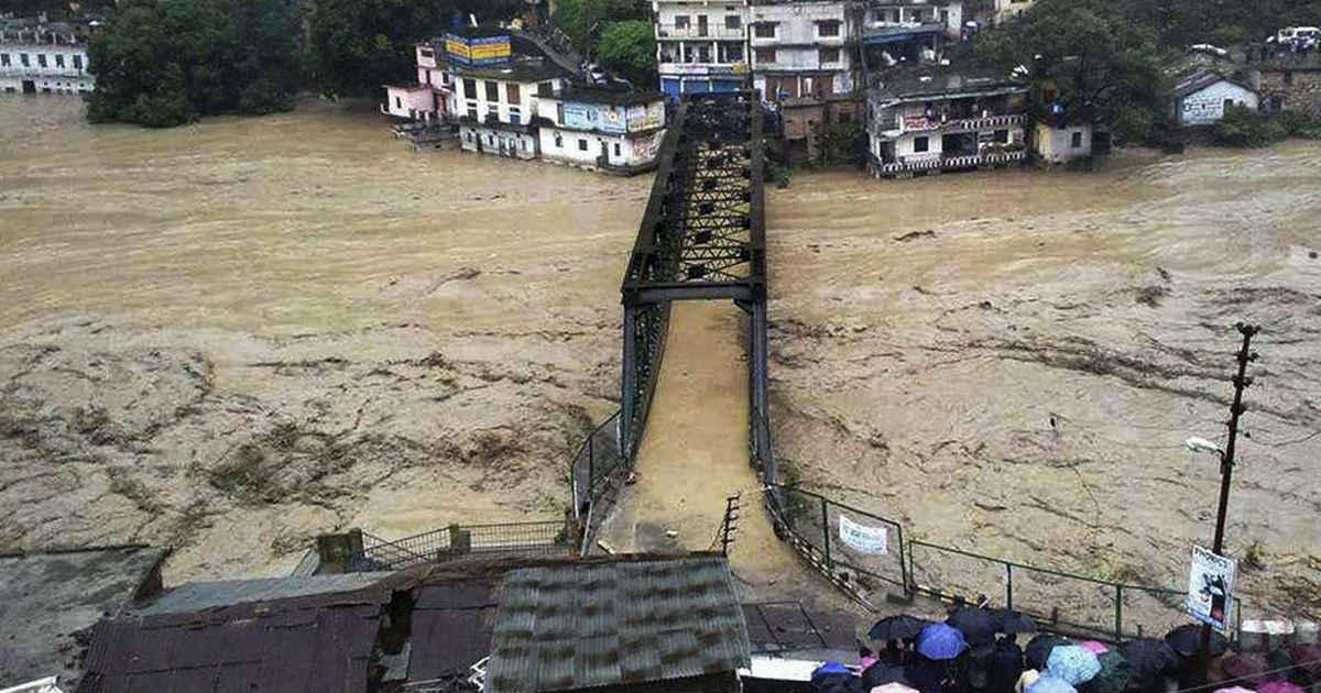 Torrential Rains to lash Uttarakhand