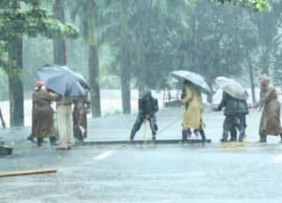 Torrential Monsoon Rains in Kerala