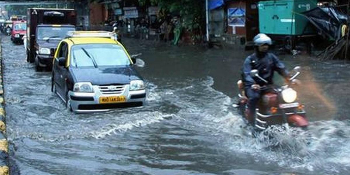 Heavy Maharashtra rains