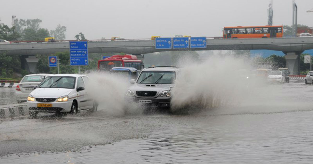 Heavy_rains in Delh