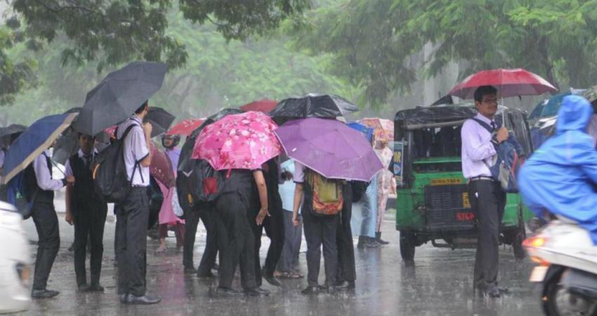 Torrential Rains in Bihar
