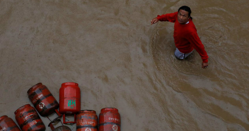 Nepal Rains