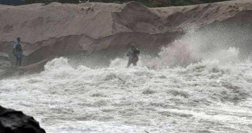Monsoon Rains in Kerala