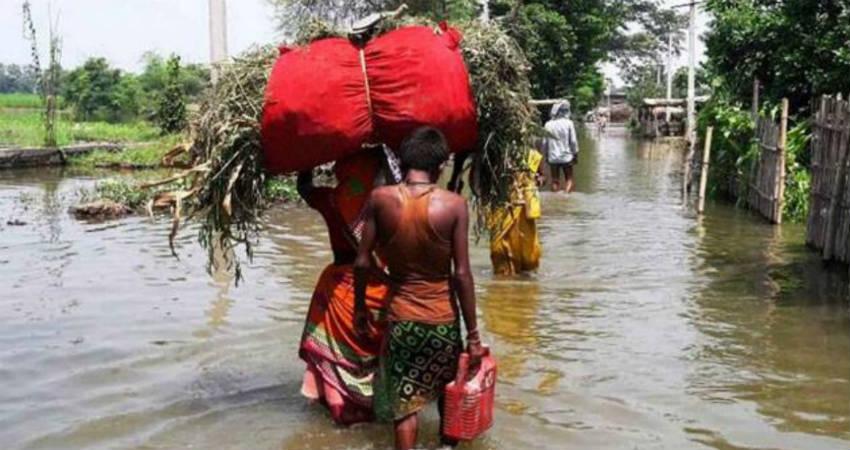 Monsoon Rain in Bihar