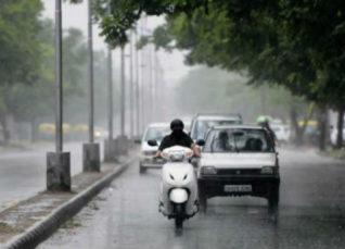 Monsoon rain in Lucknow IndaTV
