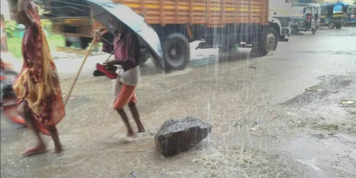 Monsoon in Bihar