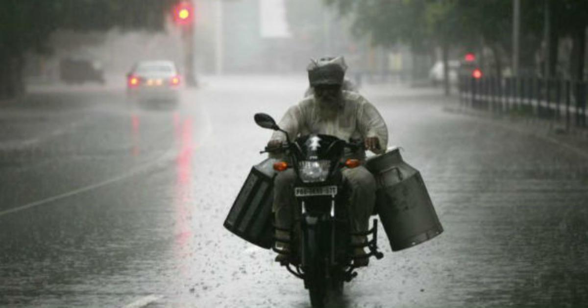 Monsoon in Punjab