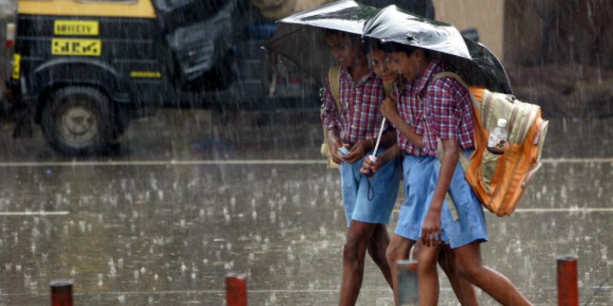 Monsoon in Maharashtra