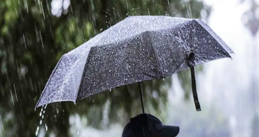 Monsoon rain in Maharashtra