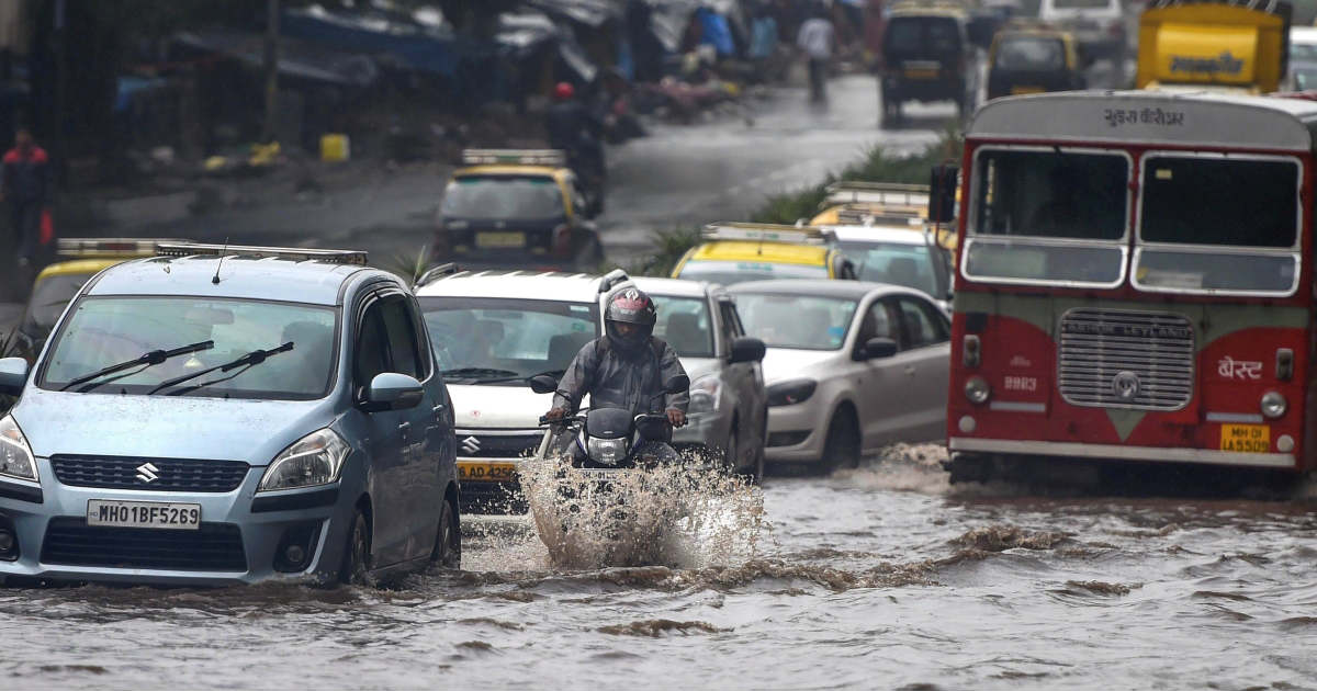 Mumbai Rains Update