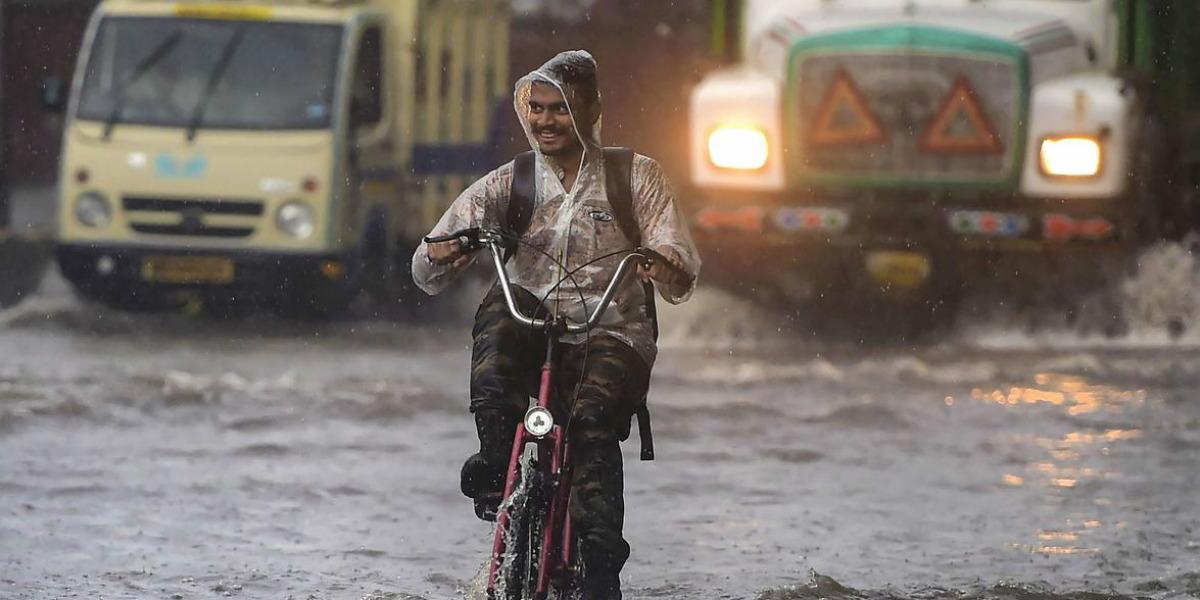 Mumbai rains 2019