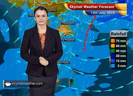 Weather Forecast July 13: Flooding rains to lash Gorakhpur and Bahraich, Assam turmoil worsens
