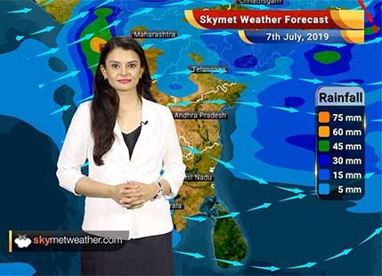 Weather Forecast July 7: Extremely heavy rains to lash parts of Varanasi, Gorakhpur, Azamgarh and Bihar