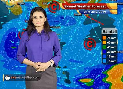 Weather Forecast July 21: Red alert in Kerala, heavy rains continue to lash parts of Coastal Karnataka